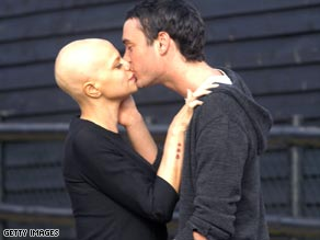 Jade Goody married her fiance Jack Tweed days after revealing her cancer was terminal.