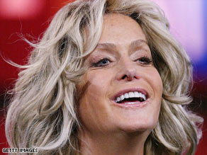 Farrah Fawcett was diagnosed with cancer three years ago. 'Farrah's Story,' a documentary on her battle, will air Friday.