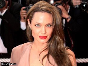 Anderson will interview Angelina Jolie today, who is in Washington D C to attend a World Refugee Day Event.