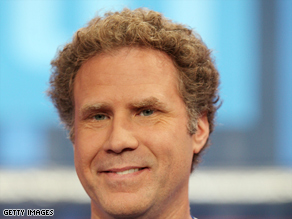Will Ferrell will take his impersonation of President Bush to Broadway.