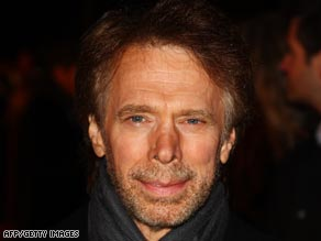 Sixth sense: Hollywood action king Jerry Bruckheimer is famous for his uncanny ability to recognize a potential hit movie.