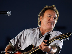 Bruce Springsteen turns 60-years-old today.