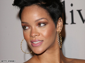 Rihanna was allegedly attacked by her boyfriend, singer Chris Brown, before the Grammys on February 8.