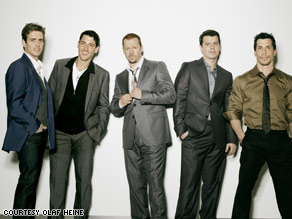 Having wrapped one successful tour, the New Kids on the Block will begin another trek in May.