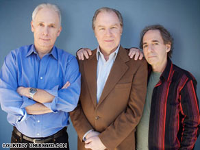 Christopher Guest, Michael McKean and Harry Shearer will perform Spinal Tap and Folksmen songs on tour.