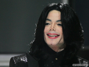 Michael Jackson was scheduled to play 50 concerts at London's O2 Arena from July 13.