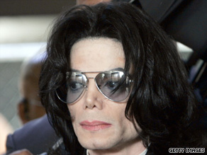 Michael Jackson's body was taken to an undisclosed mortuary late Friday.