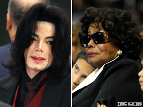 Katherine Jackson has accused the executors of her son Michael's estate of 'keeping her in the dark.'