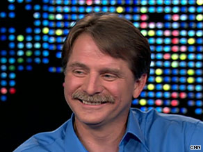 Jeff Foxworthy, the father of two teenage daughters, says David Letterman's joke was flawed.