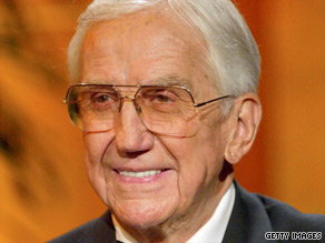 Ed McMahon had suffered several health problems in recent years.