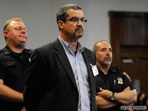 Robert Joel Halderman pleads not guilty Friday to first-degree attempted grand larceny.