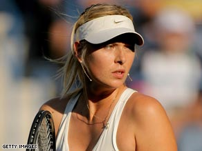 Sharapova's return to the circuit will be welcomed by fans and sponsors.