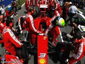 Ferrari are among the teams that have threatened to withdraw from the sport.