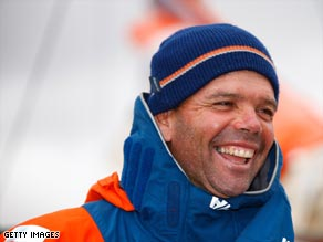 Brazilian skipper Torben Grael let Ericsson 4's crew take the pressure off for the final leg to St Petersburg.