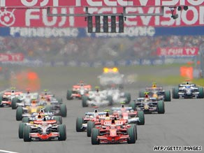 The Toyota-owned Fuji circuit will not be hosting the Japanese Grand Prix due to financial concerns.