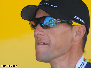 Armstrong is playing a waiting game until the vital stages in the Alps.