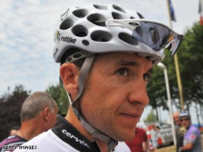 Last year's Tour champion is focused on the racing, not the team politics or disputes.