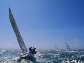 The Fastnet race still remains one of the biggest events in the yachting calendar.