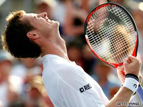 Andy Murray is in strong form ahead of the U.S. Open, where he was a losing finalist last year.