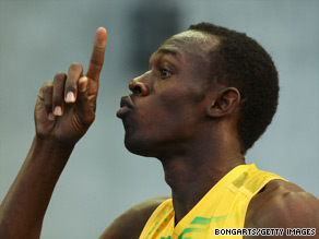 Jamaican superstar Usain Bolt, the world's fastest man, is seeking to take away Tyson Gay's title in Berlin.