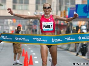 Marathon record-holder Paula Radcliffe is seeking to win back her world title in Berlin.