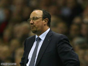 A disgruntled Rafa Benitez was left to reflect on two points dropped.