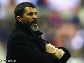 Keane forged his managerial reputation at Sunderland before leaving in December 2008.