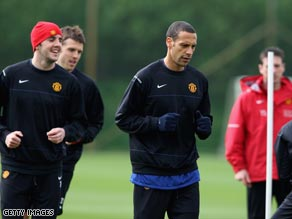 Ferdinand is struggling to be fit to face Wigan as he battles a calf injury.