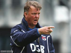 Van Gaal will take over from Jurgen Klinsmann at Bayern Munich after leading AZ Alkmaar to the Dutch title.