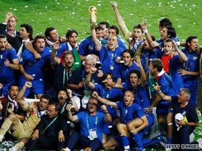 The countdown to see which side follows Italy as world champions has started in earnest.
