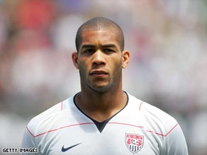 Onyewu has cut a commanding figure at the center of defense for the U.S. national team.