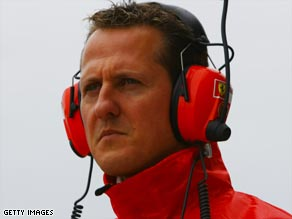 Michael Schumacher has called off his much-anticipated return to Formula One.