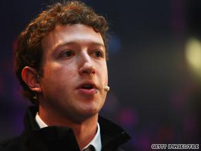 Facebook's Mark Zuckerberg opens up - CNN.com