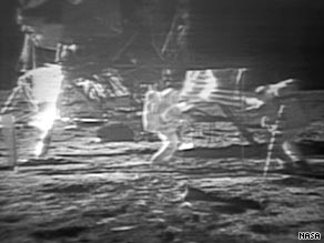 Man set foot on the Moon on July 20, 1969. Was that man's greatest achievement? Have your say.