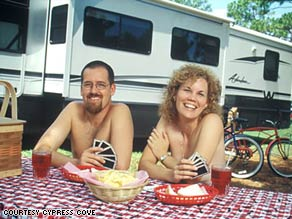 Promoters say nude vacations offer a complete escape from stress and the norm.