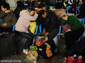 Look familiar? At some time, most travelers have spent several uncomfortable hours trying to sleep on plastic seats.