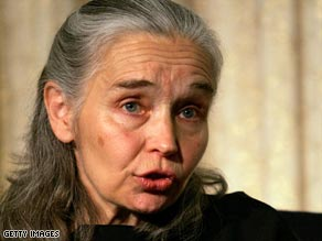 Alison Des Forges was senior adviser of the New York-based Human Rights Watch's Africa Division.