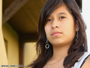 "Julie Quiroz is one of an estimated 4 million ""citizen children"" in the United States, according to new study."