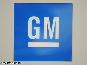 General Motors says that about 1,600 salaried workers will lose their jobs in the next few days.