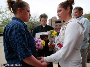 A recent poll shows that those who have a gay friend or relative are more likely to support gay marriage.