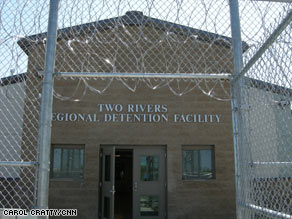 Hardin, Montana, says the Two Rivers Regional Detention Facility should be used for Gitmo detainees.