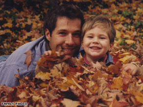 David Goldman has been fighting for custody of his son, Sean, since his mother took him to Brazil in 2004.