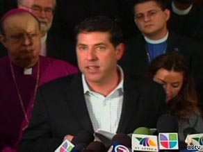 Father Alberto Cutie was married in Coral Gables, Florida, on Tuesday, according to court documents.