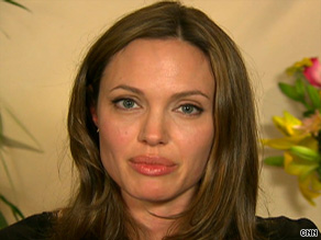 Angelina Jolie recently donated $1 million to aid displaced residents in Pakistan.