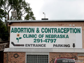 Anti-abortion protesters plan demonstrations this weekend outside Dr. LeRoy Carhart's clinic in Bellevue, Nebraska.