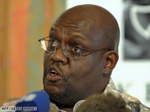 The book details John Githongo's fight to reveal the level of corruption in Kenya.