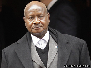 Ugandan President Yoweri Museveni wants to ban the practice of female circumcision in his country.