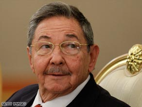 Cuban President Raul Castro is moving his own people into power, an analyst says.