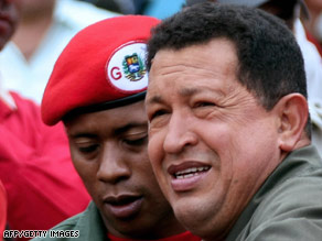 Venezuela President Hugo Chavez accused Cargill of growing specialized rice to evade price controls.