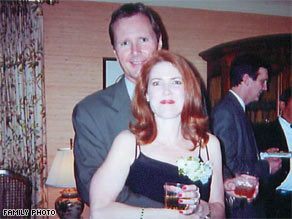Anne and Michael Harris, who lived in Rio de Janiero, Brazil, were two Americans aboard the flight.